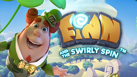 finn and the swirly spin gokkast