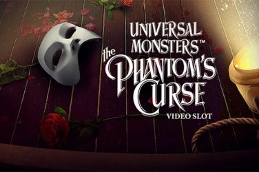 universal monsters the phantom's curse gokkast