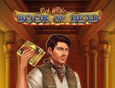 book of dead casino logo