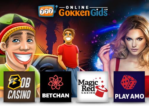 4 nieuwe casinos op onlinegokkengids.com