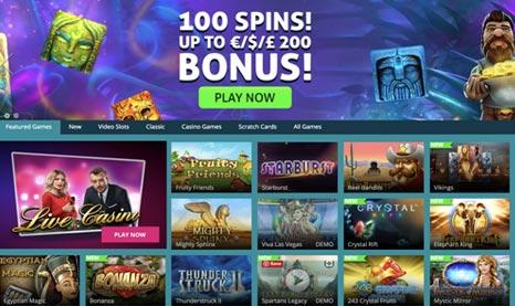 extraspel casino startpagina