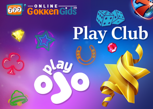 playojo en playclub nieuw op onlinegokkengids.com