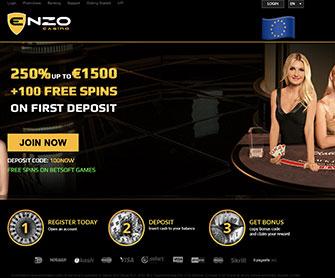 enzo casino startpagina