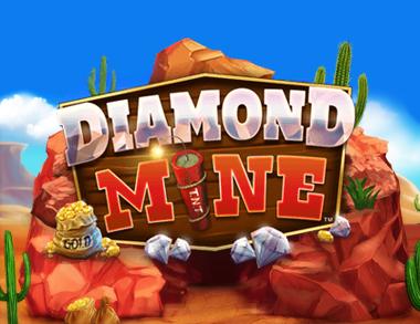 diamond mine gokkast