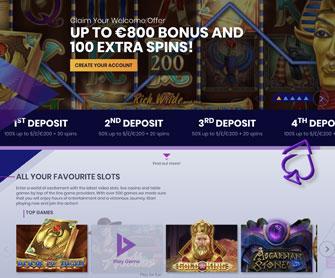 casiplay casino startpagina