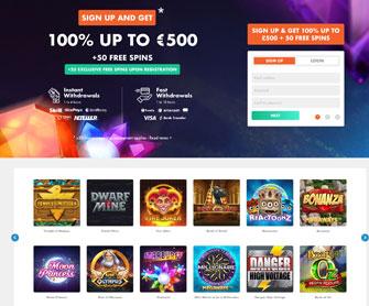 slotty vegas casino startpagina