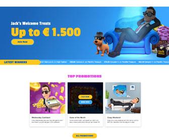 jackmillion casino startpagina
