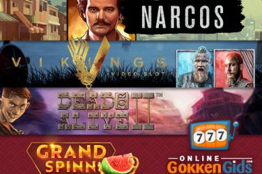 vier nieuwe gokkasten van netent toegevoegd aan de collectie van onlinegokkengids