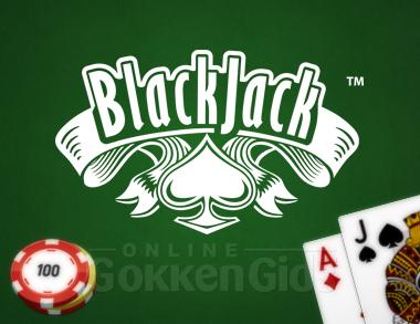 blackjack casino spel