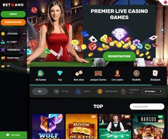 betamo casino pagina