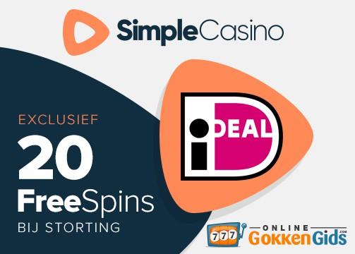 simple casino geeft een exclusive bonus aan online gokken gids