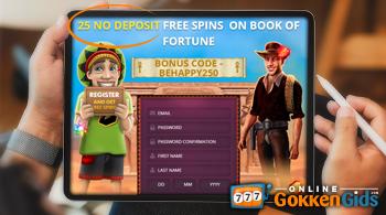 de beste gratis spins vind je op onlinegokkengids.com
