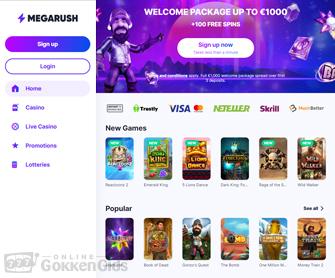 megarush screenshot